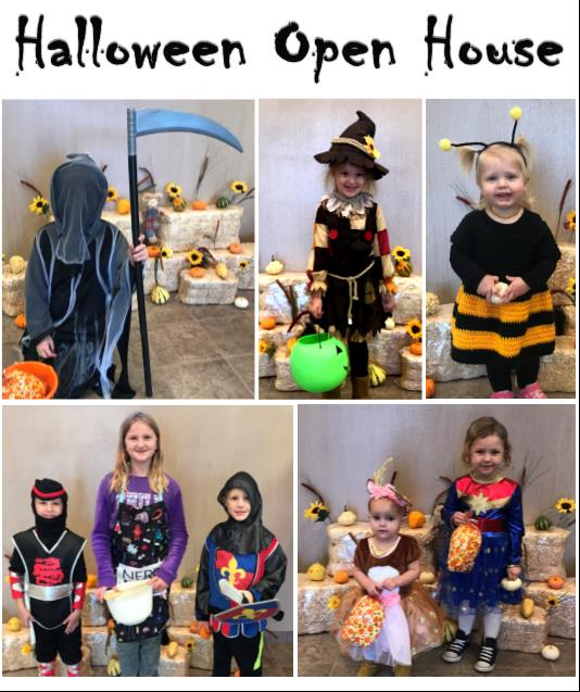 The 2019 Halloween Open House